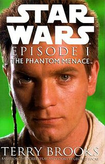 <i>Star Wars: Episode I – The Phantom Menace</i> (novel) 1999 novel