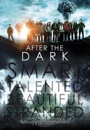 After the Dark - Theatrical release poster