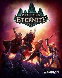 <i>Pillars of Eternity</i> American role-playing video game