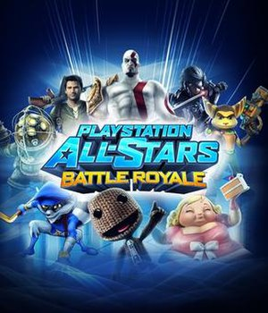 PlayStation All-Stars Battle Royale - Image: Play Station All Stars