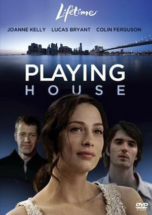 Playing House (2006 film) - Playing House DVD cover