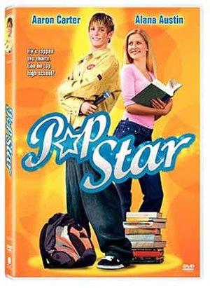 Popstar (film) - DVD cover