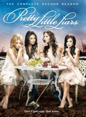 Pretty Little Liars (season 2) - Image: Pretty Little Liars Season 2 DVD