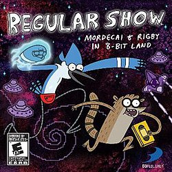 Regular Show Mordecai and Rigby In 8-Bit Land.jpg