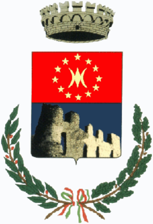 Rocca Canavese - Image: Rocca Canavese Stemma