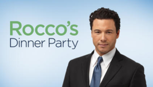 Rocco's Dinner Party - Image: Rocco's Dinner Party logo