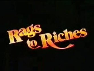 Rags to Riches (TV series) - Image: Rto R maintitle
