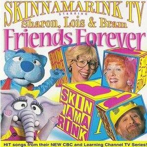 Friends Forever (Sharon, Lois & Bram album) - Image: SLB Friends Forever