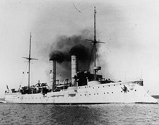SMS <i>Niobe</i> light cruiser