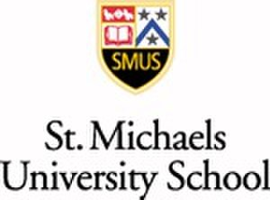 St. Michaels University School - Image: SMUS