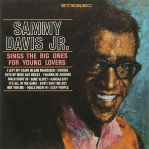 Sammy Davis Jr. Sings the Big Ones for Young Lovers - Image: Sammybig