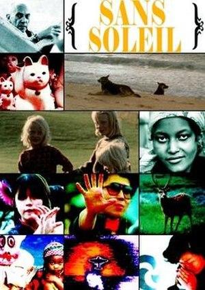 Sans Soleil - Film poster