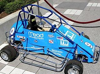 Quarter Midget racing