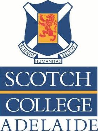 Scotch College, Adelaide - Image: Scotchadelaide