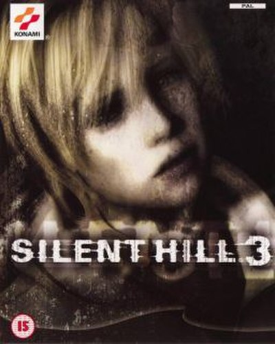 Picture of a game: Silent Hill 3