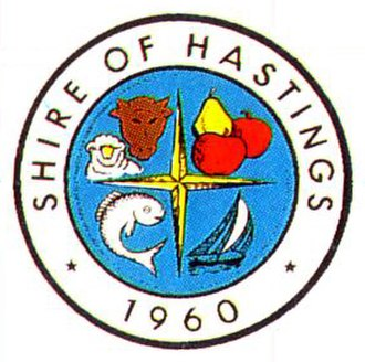 Shire of Hastings - Image: Shire of Hastings Logo
