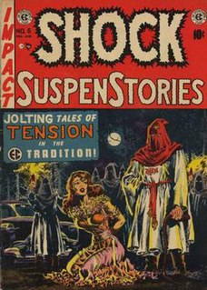 <i>Shock SuspenStories</i>