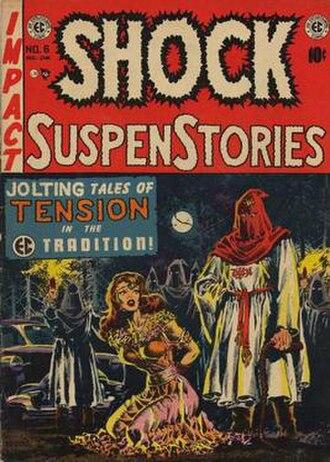 Shock SuspenStories - Image: Shock 06