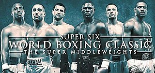 Super Six World Boxing Classic Boxing competitions
