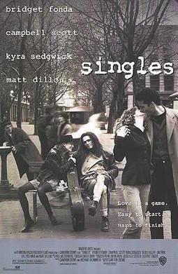 Singles poster