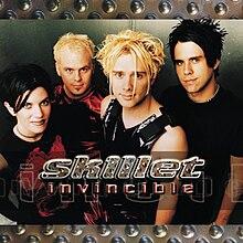 Skillet - Invincible 2001