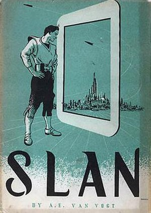 Slan - First edition
