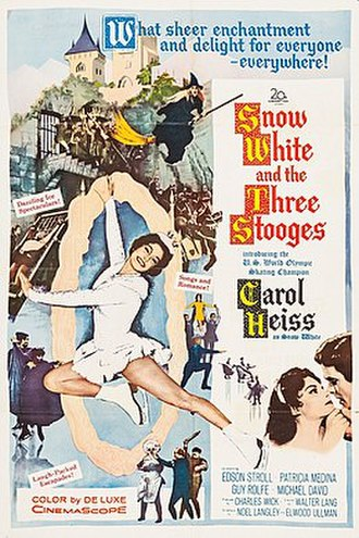 Snow White and the Three Stooges - Image: Snow white one sheet