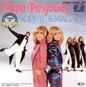 Papa Pingouin - Image: Sophie et Magaly Papa Pingouin