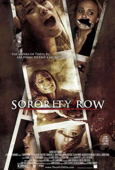 Picture of a movie: Sorority Row