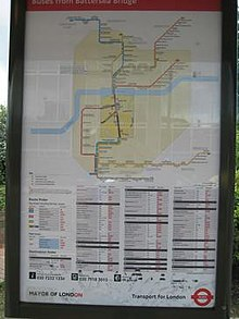 Map Bus London.Spider Map Wikipedia