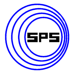 Society of Physics Students - Image: Sps logo blue