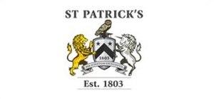 St Patrick's College, London - Image: St Patrick's College, London logo