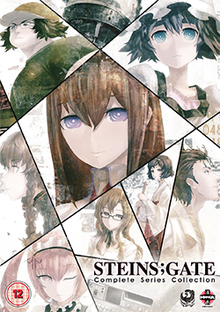 Steins;Gate (TV series) - Wikipedia