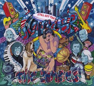 <i>Still Got That Hunger</i> 2015 studio album by The Zombies