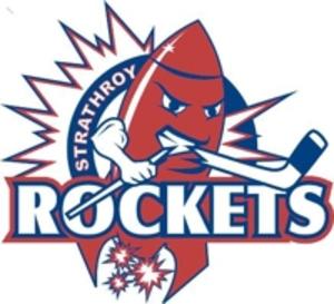 Strathroy Rockets - Image: Strathroy Rockets new