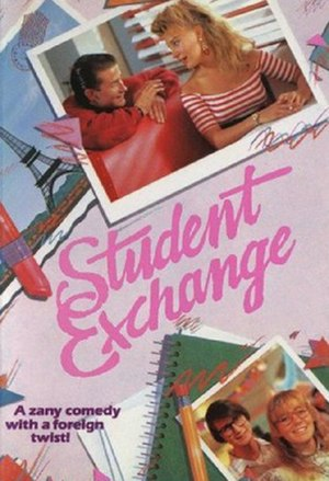 Student Exchange - Print advertisement