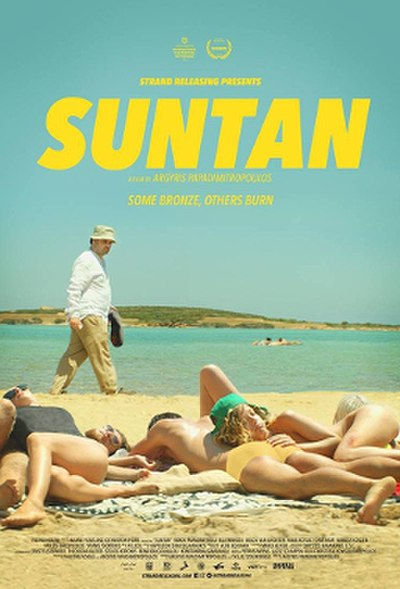 Picture of a movie: Suntan