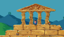 Super Mario's Wacky Worlds Griego 1.png