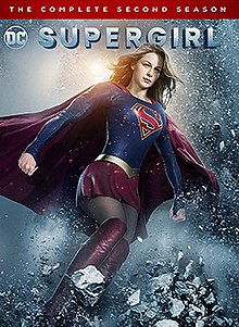 Supergirl (season 2) - Wikipedia