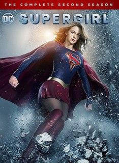 <i>Supergirl</i> (season 2) Season of television series
