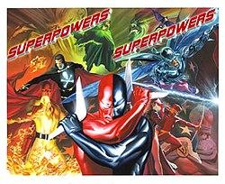 Resultado de imagem para Project Superpowers