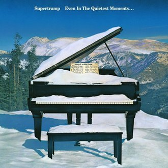 Caribou Ranch - Even in the Quietest Moments... was recorded at Caribou Ranch. The cover photo was taken at nearby Eldora Mountain Resort.