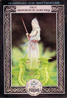 <i>Swords and Sorcery</i> (video game) 1985 video game