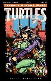 Leonardo (Teenage Mutant Ninja Turtles) - Wikipedia