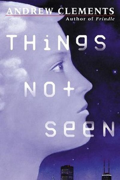 Picture of a book: Things Not Seen