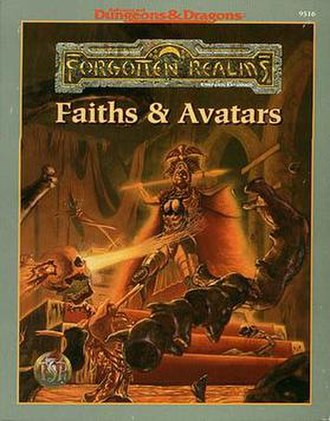 Faiths & Avatars - Image: TSR9516 Faiths & Avatars