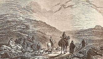 "Tuqu' - A sketch of ""Tekoa - Fureidis, Palestine"""