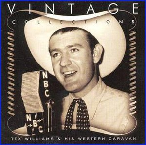 Tex Williams - Williams collection album cover
