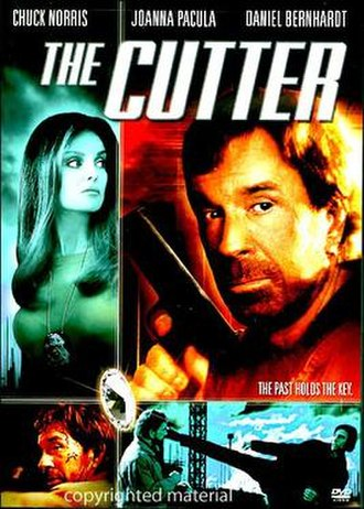 The Cutter - DVD cover