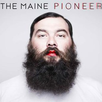 Pioneer (The Maine album) - Image: The Maine Pioneer